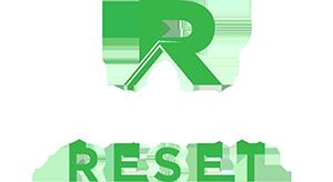 The Real Estate Reset Logo White